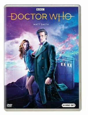 Doctor Who: Matt Smith Collection New Dvd