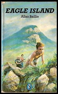 Allan, Baillie, Eagle Island (Puffin Books), Very Good, Paperback