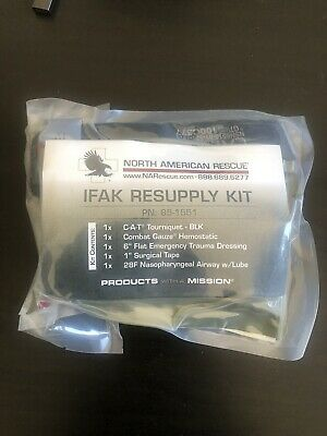 North American Rescue - IFAK Resupply Kit