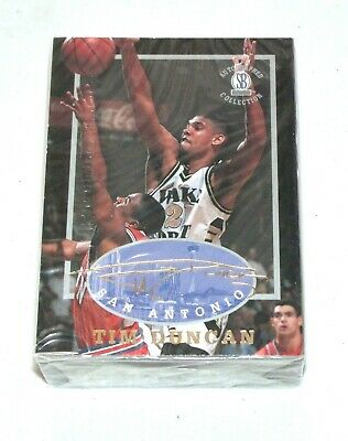1997 Score Board Strongbox Gold Autographed Collection Card Set #3 – Kobe Bryant