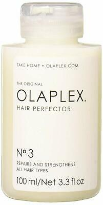 2 X Olaplex Hair Perfector # 3, 3.3 Oz. Repairs And Strengthens SEALED Free Ship