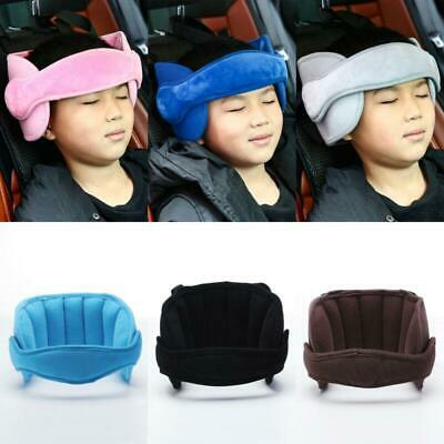 New Baby Kids Adjustable Car Seat Head Support Head Fixed Sleeping Pillow Neck P