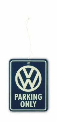 VW Collection Parking Only/Fresh Car Air Freshener