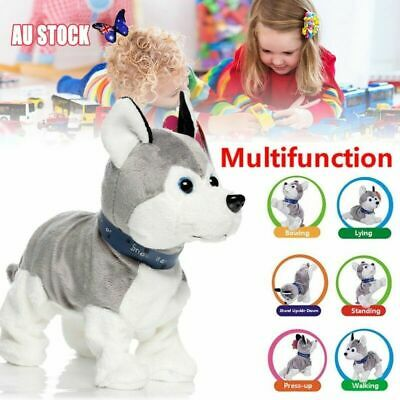 Interactive Remote Control Pet Robot Dog Puppy Kids Educational Toys Birthday