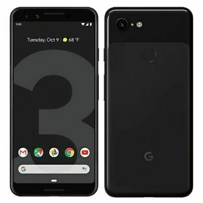Google Pixel 3 - 64GB - Just Black (Unlocked) Smartphone - Good Condition