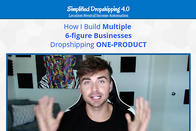 Scott Hilse - Simplified Dropshipping 4.0 Value: $497.00