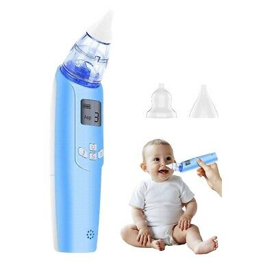 Baby Nasal Aspirator Electric Nose Suction Infants Toddlers