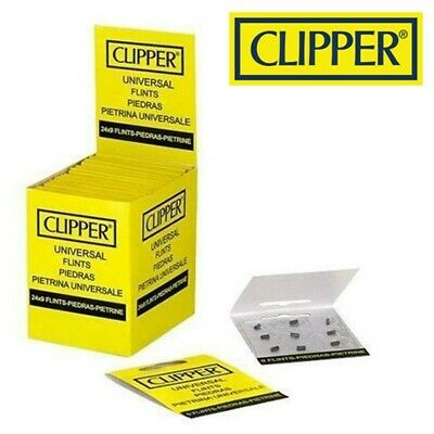 BUY 2 GET 1 FREE CHEAPEST NEW CLIPPER Lighter Flint Universal Flint Fit TO ALL