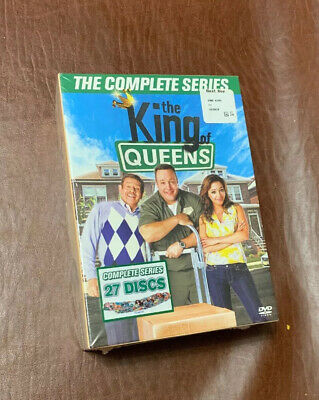King of Queens - The Complete Series (DVD, 2011, 27-Disc Set) Kevin James