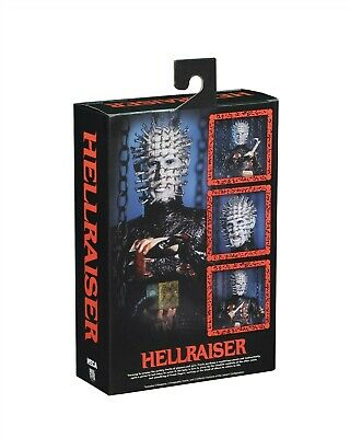 "Hellraiser  7"" Scale Action Figure   Ultimate Pinhead NEW"