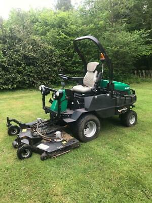 Ride on mower Ransomes HR3300T Diesel outfront Mower 2010 Fully Serviced, 900 hr