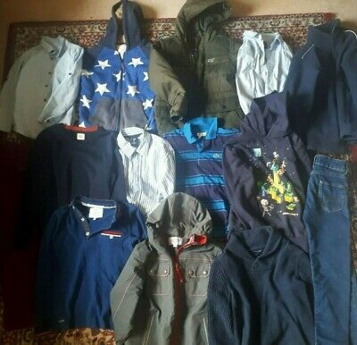 Bundle BOYS clothing age 7-8 years (15 pieces)