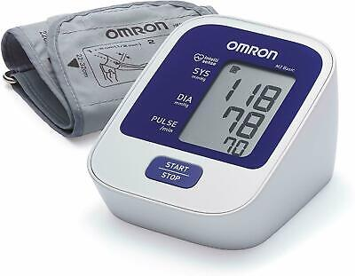 Omron Basic M2 Blood Pressure Measuring Device For Upper Arm