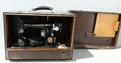 Singer 1950 Electric 99K Sewing Machine & Case (E/02)