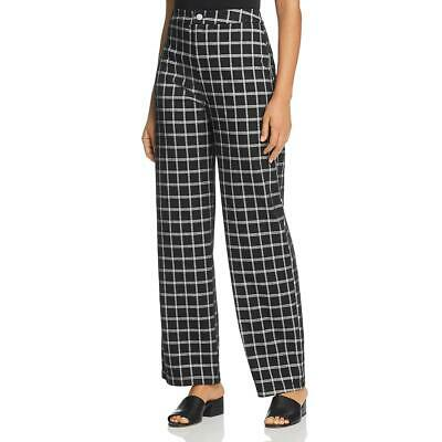 Lysse Womens Jackie High-Rise Pleated Day to Nigh Wide Leg Pants BHFO 4791