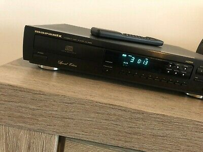 Marantz CD 63SE CD-Player Compact Disc Player with Remote.
