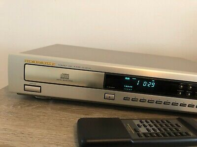 Marantz CD 67 MK II MK 2 CD-Player Compact Disc Player with Remote and Manual.