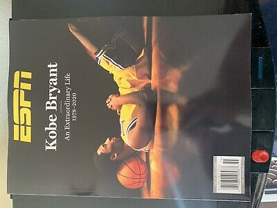 Kobe Bryant ESPN Special Edition Magazine 2020 -Tribute Issue- Brand New🏀