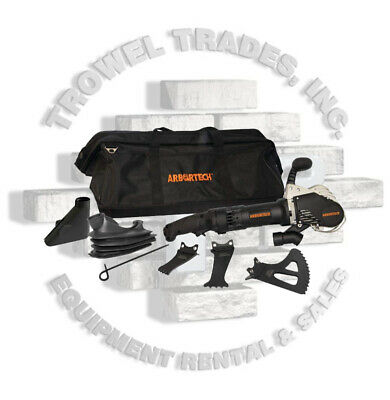 Arbortech AS175 Masonry Restoration Kit Allsaw Brick & Mortar Saw Free Shipping