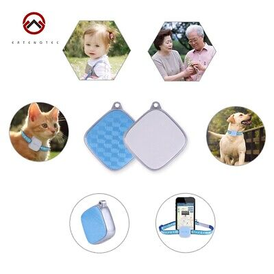 Portable GPS Tracker Kids Child Locator Pet Dog Tracker Real Time Tracking SOS