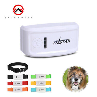 Mini GPS Tracker For Dog TKSTAR Pet Products 400Hours Stanby TK909 GPS Locator