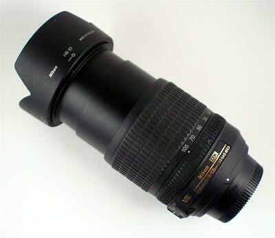 Nikon Nikkor AF-S 18-105mm f3.5-5.6 G ED DX VR Lens Zoom - Great Used Condition