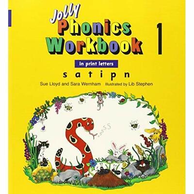 Jolly Phonics Workbooks 1-7 - Paperback NEW Lloyd, Sue 2008-01-31