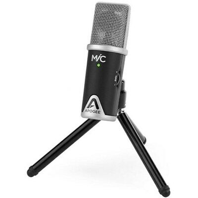 Apogee MiC 96k USB Condenser Microphone for Mac and Windows