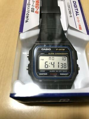 Japan 【NEW】CASIO Watch Standard F-91W-1JF RETRO Model Men's Free Shipping