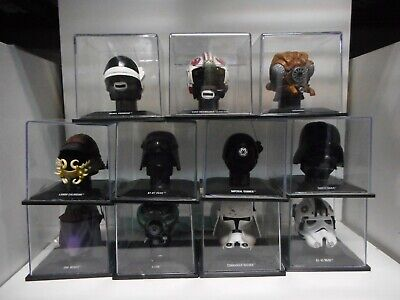 Collection Star Wars Casco Helmet 1/5 Altaya Diecast 5/6