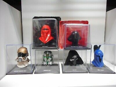 Collection Star Wars Casco Helmet 1/5 Altaya Diecast 6/6