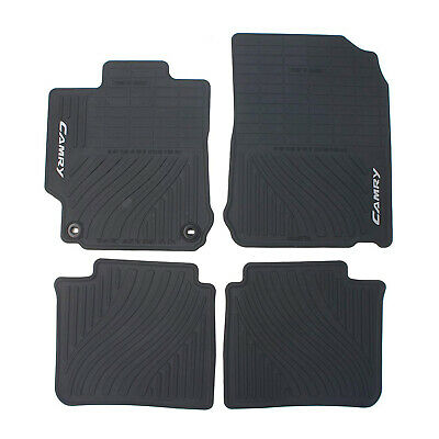 🔥 Genuine OEM NEW All Weather Fooor Mats Set for Toyota Camry 2012-2014 🔥