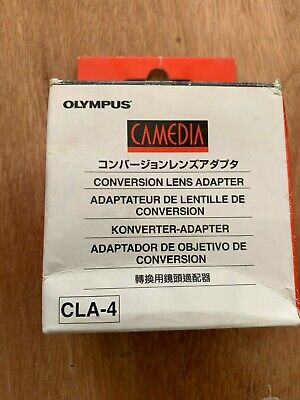 Olympus CLA-4 conversion adapter
