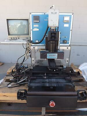 Young Technology TP03020 Industrial Commercial Thermal Press