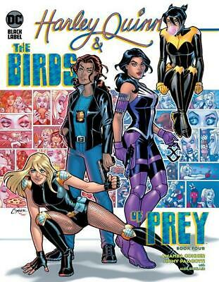 Harley Quinn & Birds of Prey #1 | Select Main & Variant Cover DC Comics 2020