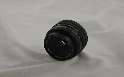 Canon FD-Mount Vivitar 20mm 24mm 28mm 35mm 55mm 135mm 200mm Manual Focus Lens