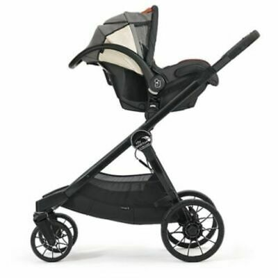 Baby Jogger LUX/Premier Maxi-Cosi Infant Car Seat Adaptor - Black