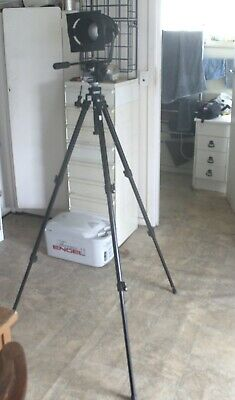 Manfrotto Tripod with Directional Stage or Studio Light