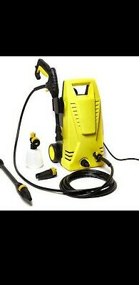 NEW 90 Bar 1700W Domestic High Pressure Washer Power Cleaner HPI1700