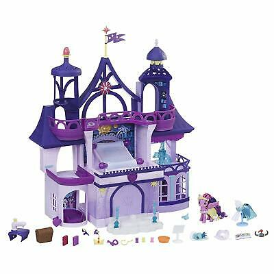 My Little Pony Toy With Twilight Sparkle Figure Interactive Playset Age 3 And Up