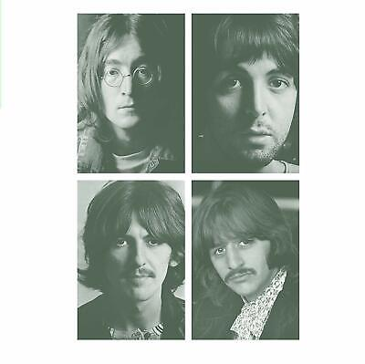 THE BEATLES (THE WHITE ALBUM) 50th ANNIVERSARY NEW 3 CD SET