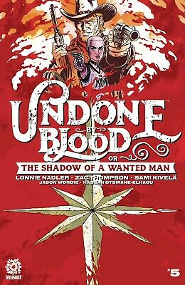 Undone By Blood #1 | select CVR A & B | Aftershock Comics VF/NM | 2020