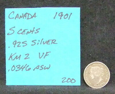 Canada 14 Silver Coin LOT 5 10 25 Cents 1896 1901 1902 1904 1907 1910 1911 1916