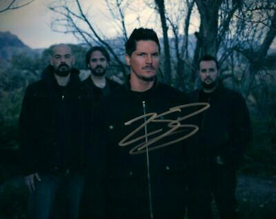 Zak Bagans Autographed Signed 8x10 Photo ( Ghost Adventures ) REPRINT