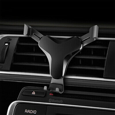 Universal Car Air Vent Mount Phone Gravity Holder For iPhone XS XR GPS Samsung B