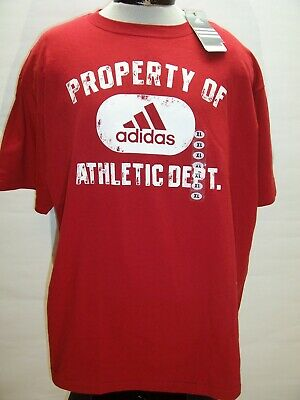 NEW NWT ADIDAS Mens XL X-Large T shirt Combine ship Discount