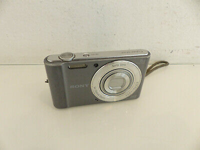Sony Cyber-shot DSC-W810 20.1 MP Digitalkamera - silber