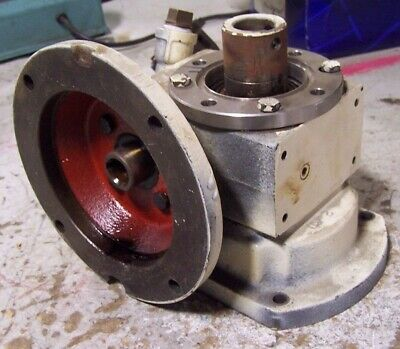 "Hub City 184 Gear Reducer 10:1 Ratio Style 8 5/8"" Input Bore"