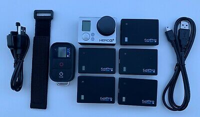 Gopro Hero 3 Silver Edition with accessories