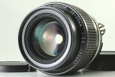 [ Top Mint ] Nikon Ai-S Zoom Nikkor 28-50mm f/3.5 MF Ais Lens #92